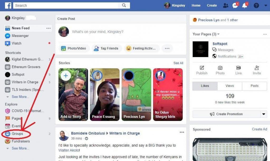 Search single friends facebook It's Facebook